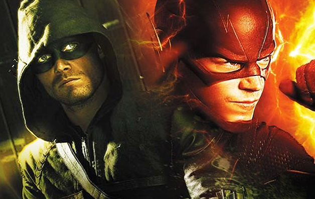 Arrow 4 e The Flash