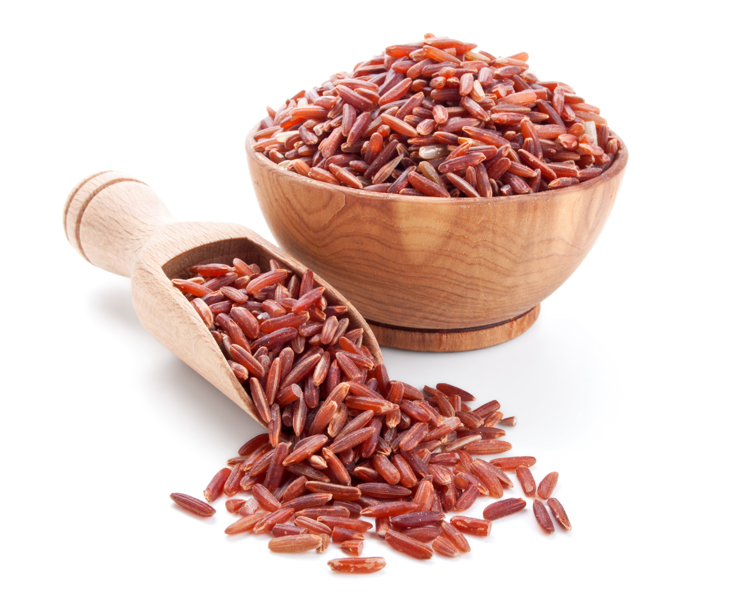 Riso rosso fermentato