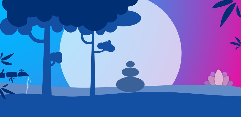 App Meditazione relax - calma la mente