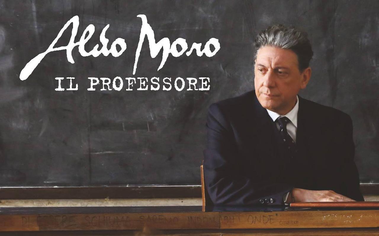 Aldo Moro, il professore