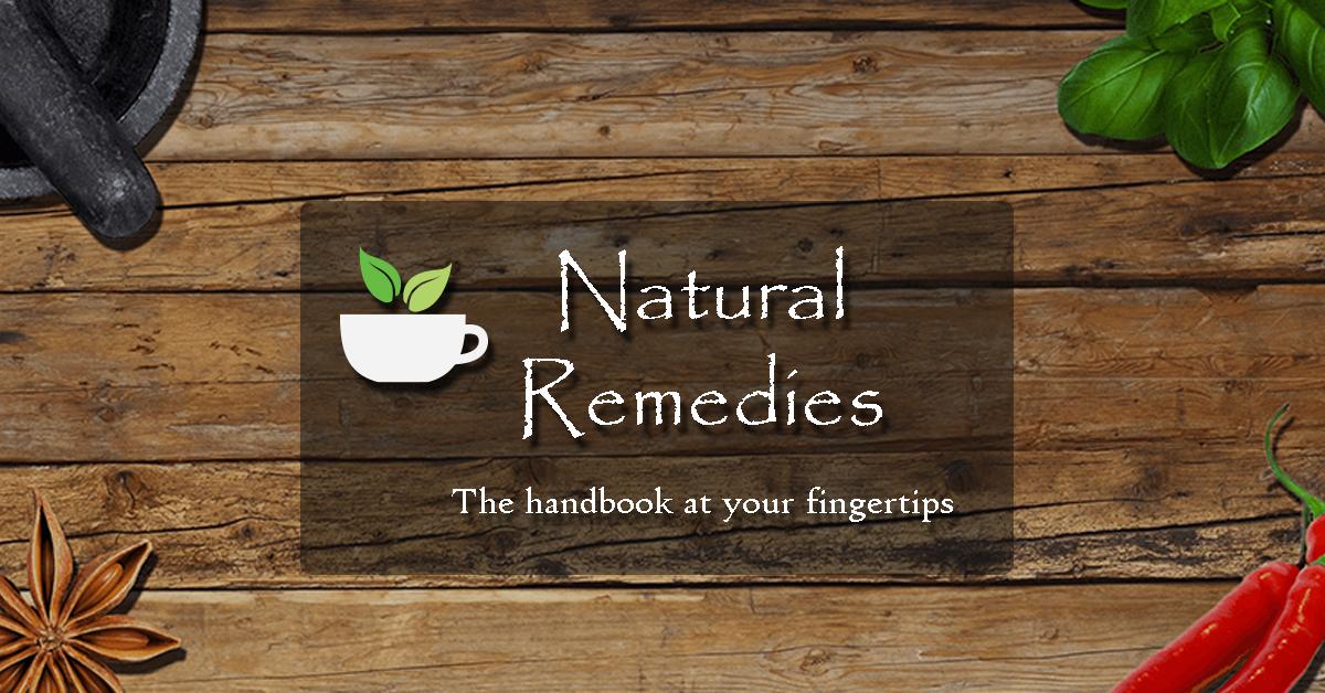 App Natural Remedies