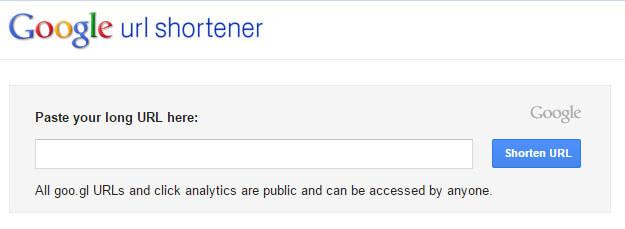 Google url shortener: il servizio offerto da Google per accorciare un link